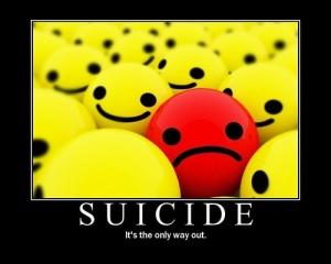 suicide bunuh diri