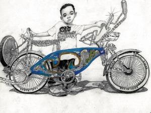 0901_lrap_06_z+colored_art+lowrider_bike